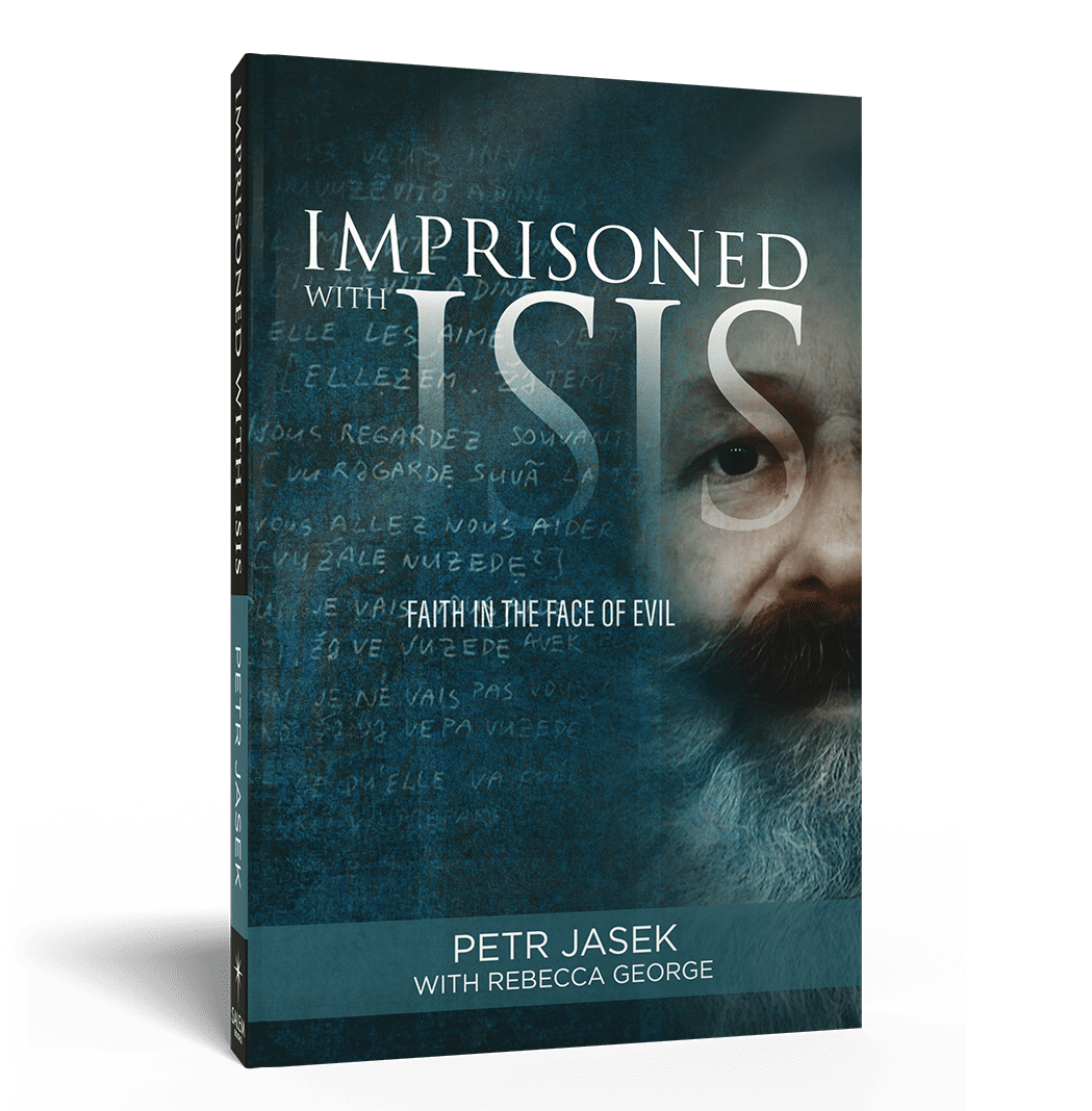 Imprisoned with ISIS book cover